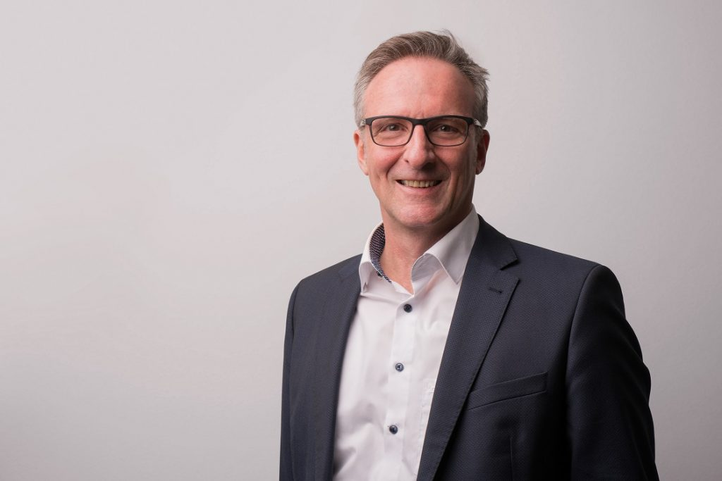 Peter Guggemos Geschäftsführer